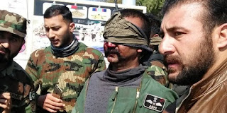 Pilot India Tertangkap