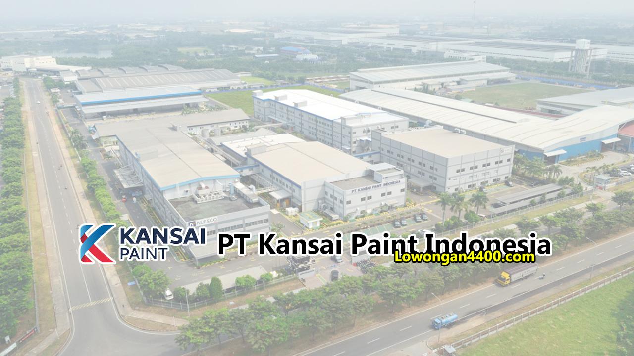 PT Kansai Paint Indonesia Cibitung