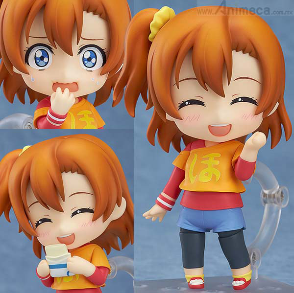 FIGURA HONOKA KOSAKA Training Outfit Ver. NENDOROID Love Live! GOOD SMILE COMPANY