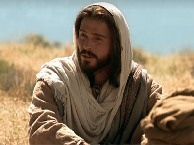Jesús enseña el Sermón del Monte Neoatierra