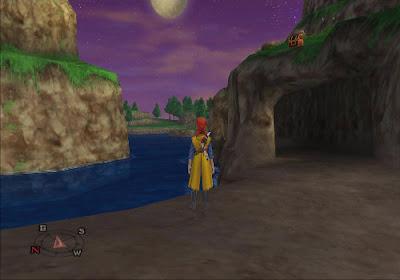 Dragon Quest VIII - El Periplo del Rey Maldito - Púrpura