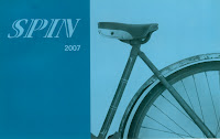 Sunny Nash, photographed the art and artists for SPIN, an exhibition book of art pieces designed in conjunction with the 2007 Amgen Tour of California Bicycle Race.
