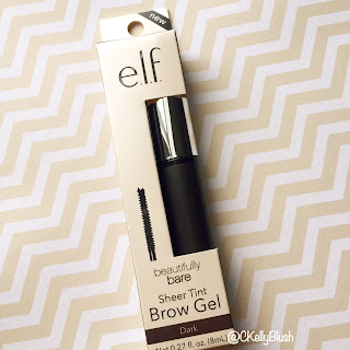 Brows On Point: e.l.f. Beautifully Bare Sheer Tint Brow Gel - CKellyBlush