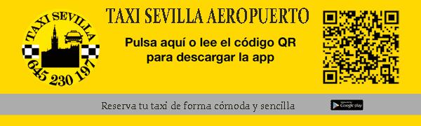 aplicación taxi sevilla aeropuerto