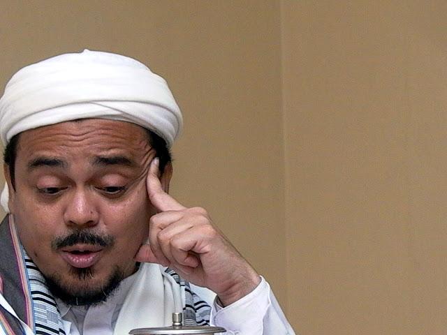 Naudzubillah, Habib Rizieq Hina para Ulama Nahdlatul Ulama