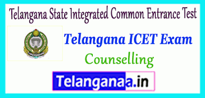 TS ICET Telangana State Integrated Common Entrance Test Answer Key Result