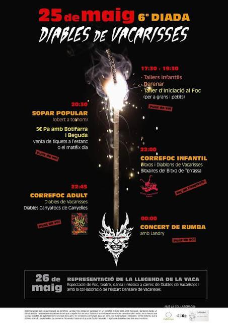 6a diada dels Diables de Vacarisses