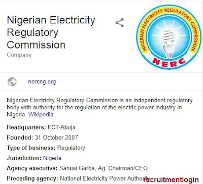 NERC Recruitment 2018/2019 | Available Jobs Online Apply Now