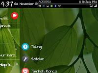 BBM For Android Bahasa Jowo (Jawa) Versi v.2.5.0.36 Show Music Update