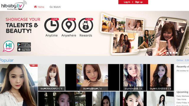HiBaby.TV - The New Online Social Entertainment Platform In Malaysia