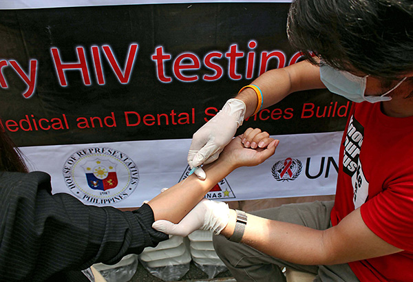 HIV now an epidemic among young Filipinos