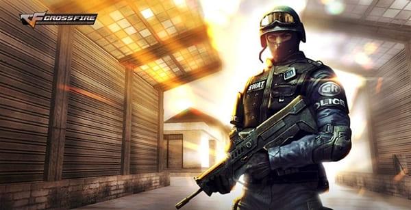 Imagem do soldado CrossFire. Os melhores jogos FPS para PC fraco