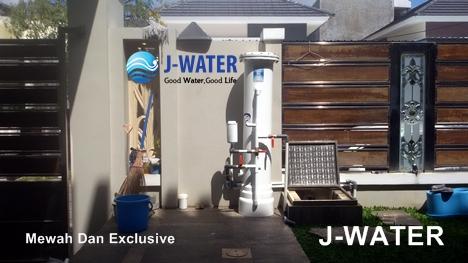 Pemasangan Filter  Air Tanah Deltasari Sidoarjo