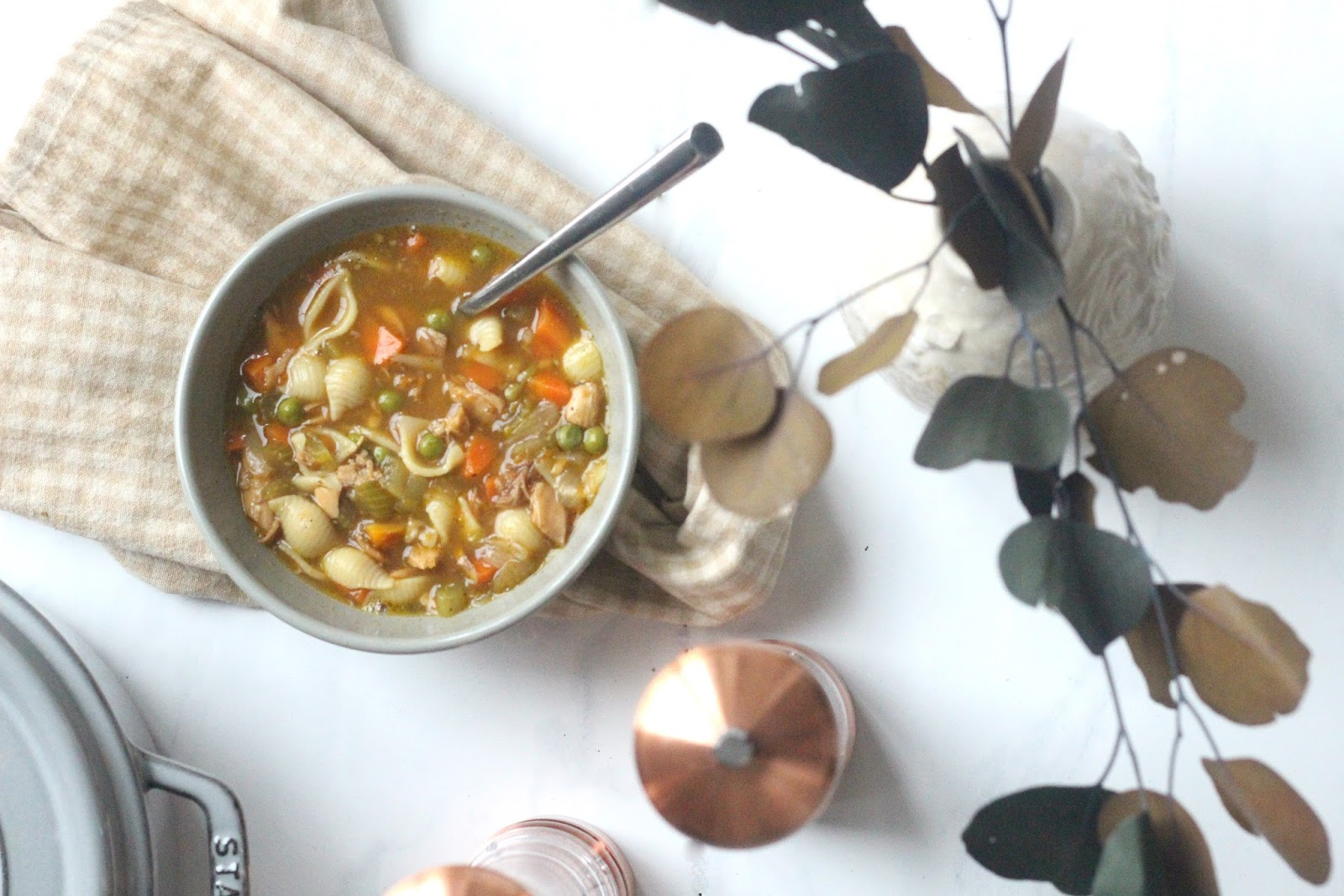 The lifestyle file recipe chalet style chicken soup at how heart and tummy warming this recipe is make enough to enjoy for lunch the next day trust me this is true chicken soup for the soul forumfinder