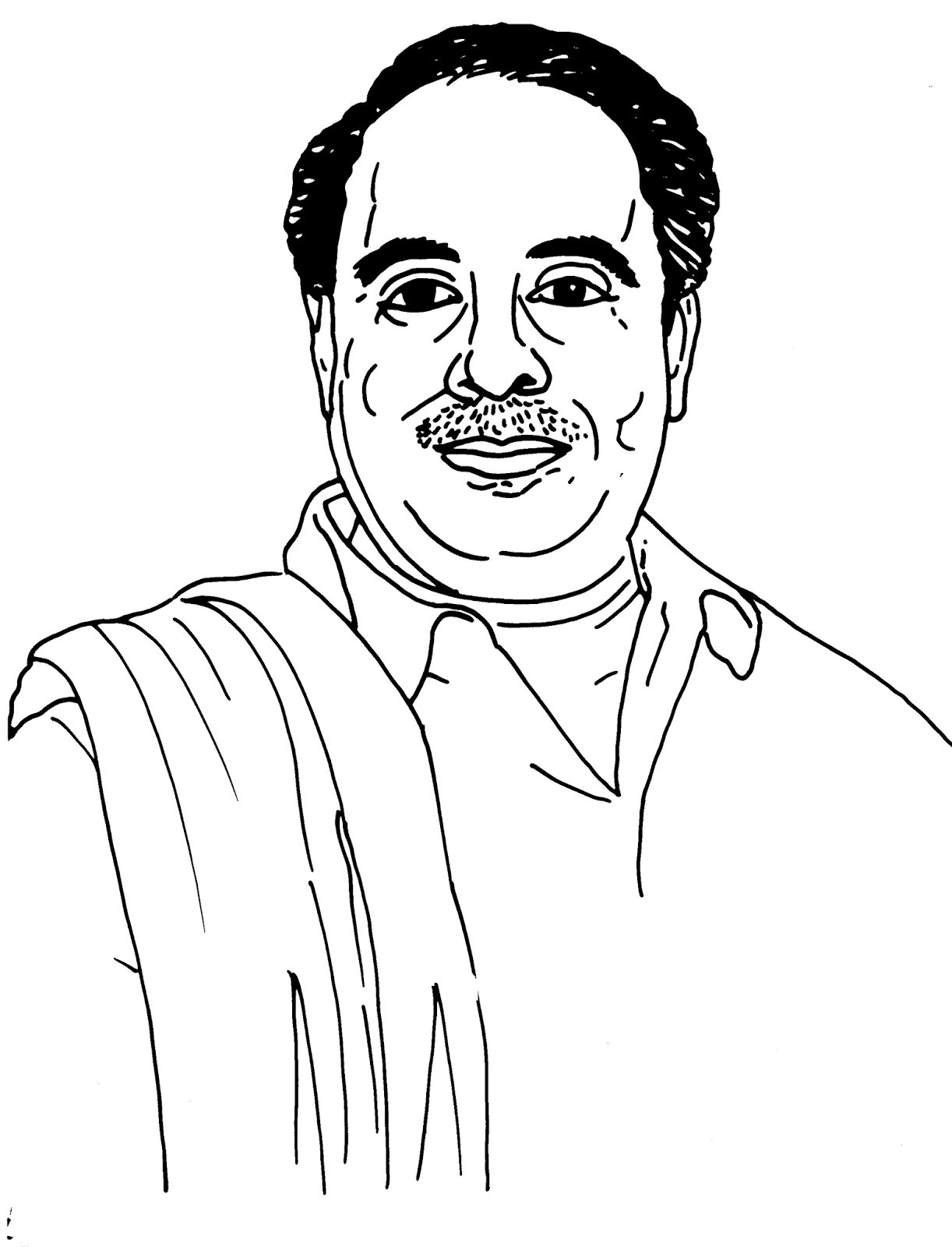 Tamil Cliparts Leaders Of Tamilnadu
