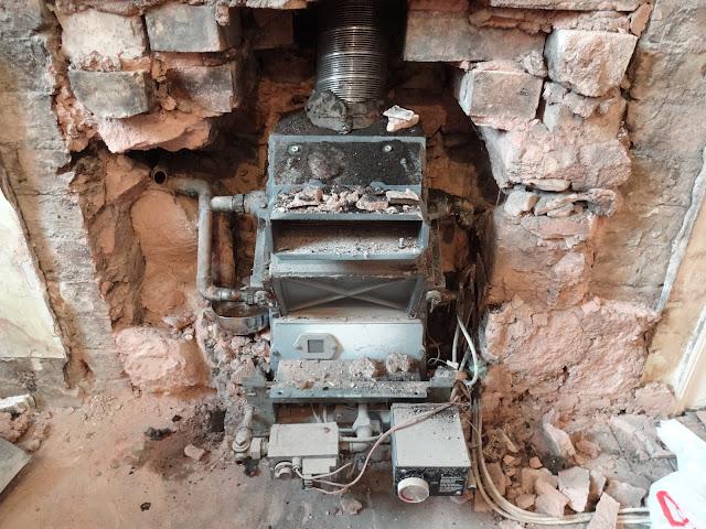 old back boiler