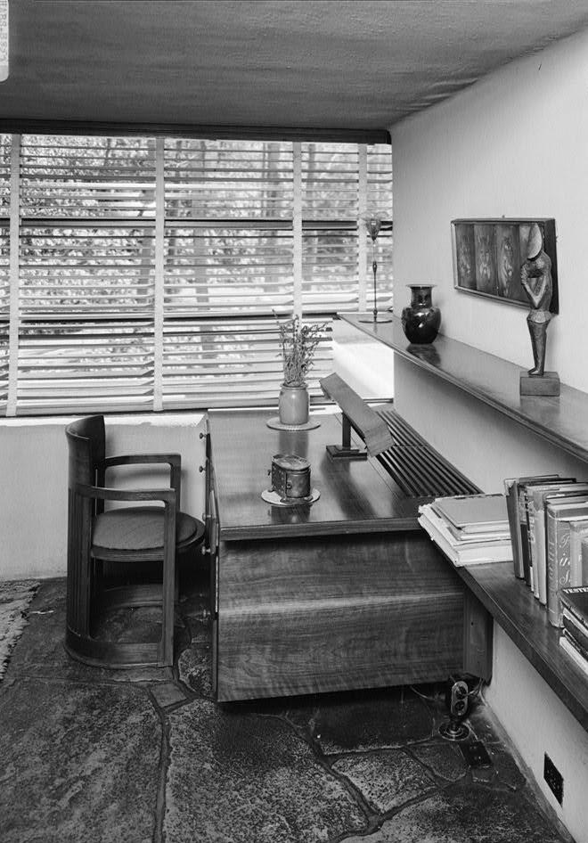 pila Arte 2 Frank Lloyd Wright Casa Kaufmann o de la Cascada