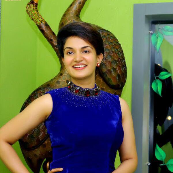 Honey Rose latest photos from Skycell Karunagappally Opening