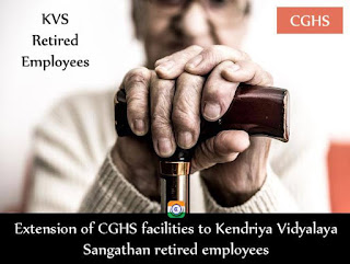 CGHS-facilities-Kendriya-Vidyalaya-Sangathan-retired-employees