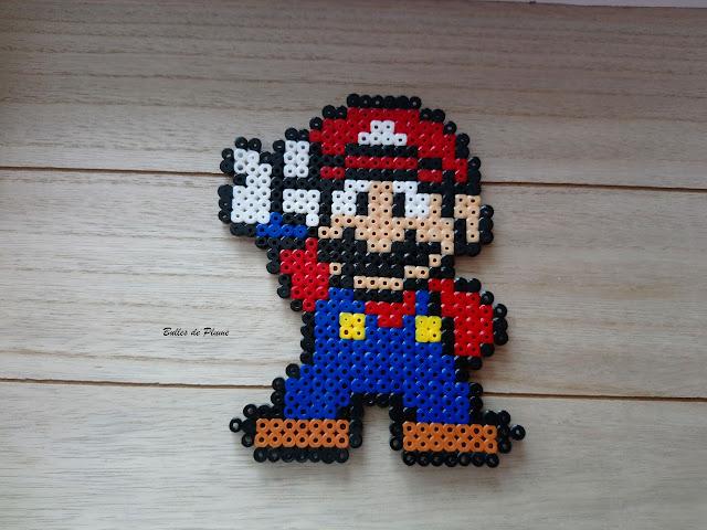 A la découverte des perles Hama! (Mario Bros)