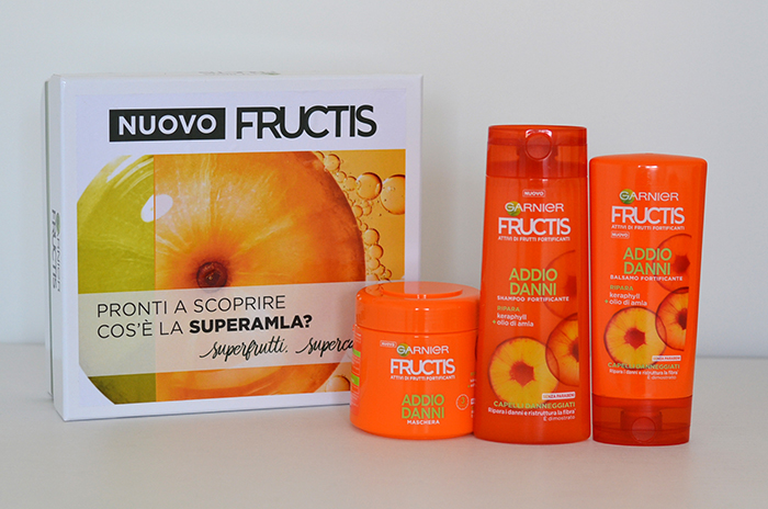 nuovo garnier fructis