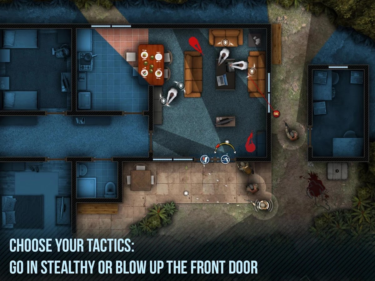Door Kickers v1.0.82 Apk