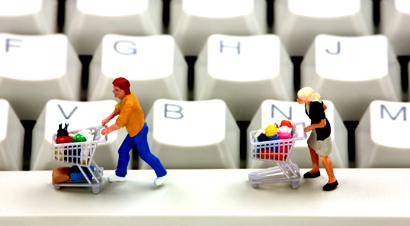E commerce shopping