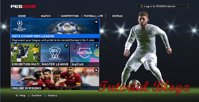Download Game PES 2016 for PC Full Version