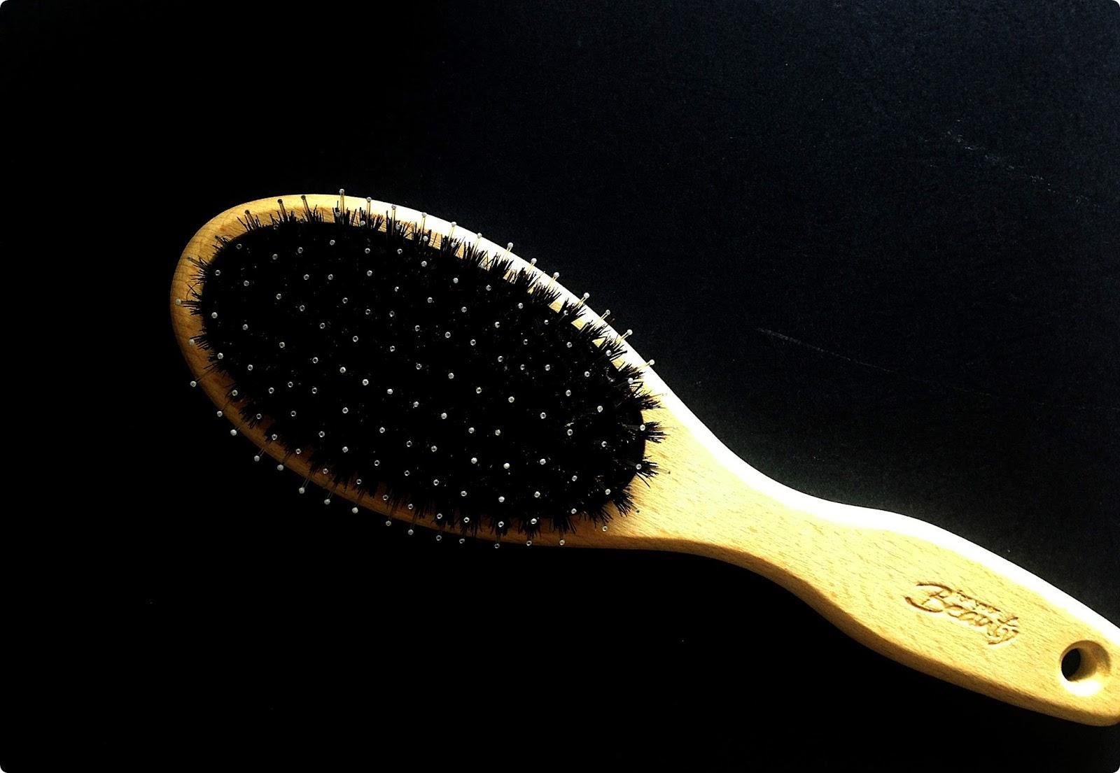 Szczotka z włosia naturalnego, For Your Beauty Styl, Rossmann