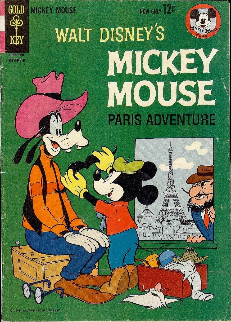South African Comic Books Bp Mickey Mouse 89-5170