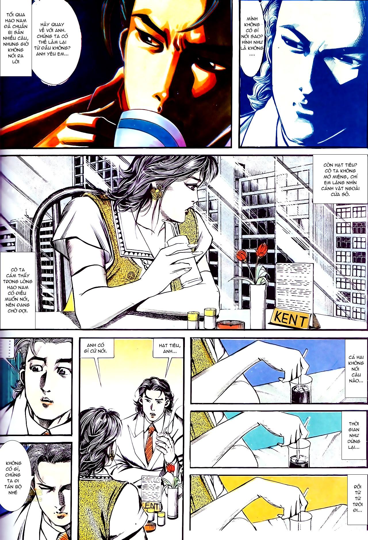 Người Trong Giang Hồ chapter 137: yêu nhất là ai trang 3