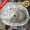 Wastafel marmer tulungagung natural model motif doreng asli batualam ragilshop