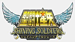 Shining Soldiers! - jogo de Cavaleiros do Zodíaco para celular