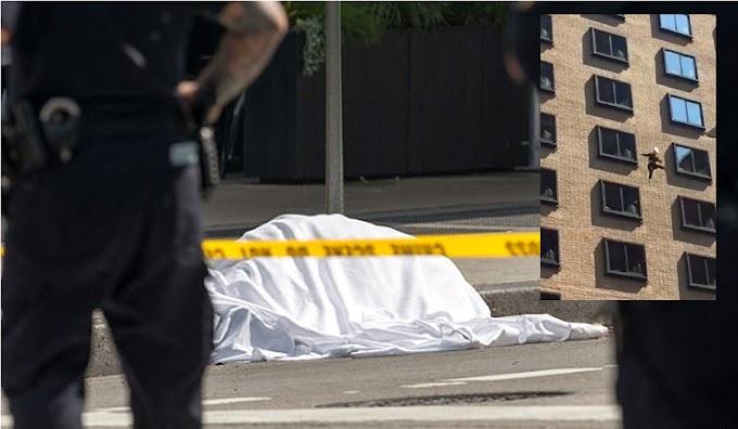 Otra mujer se suicida tirándose del piso 12 en el lujoso hotel Central Park