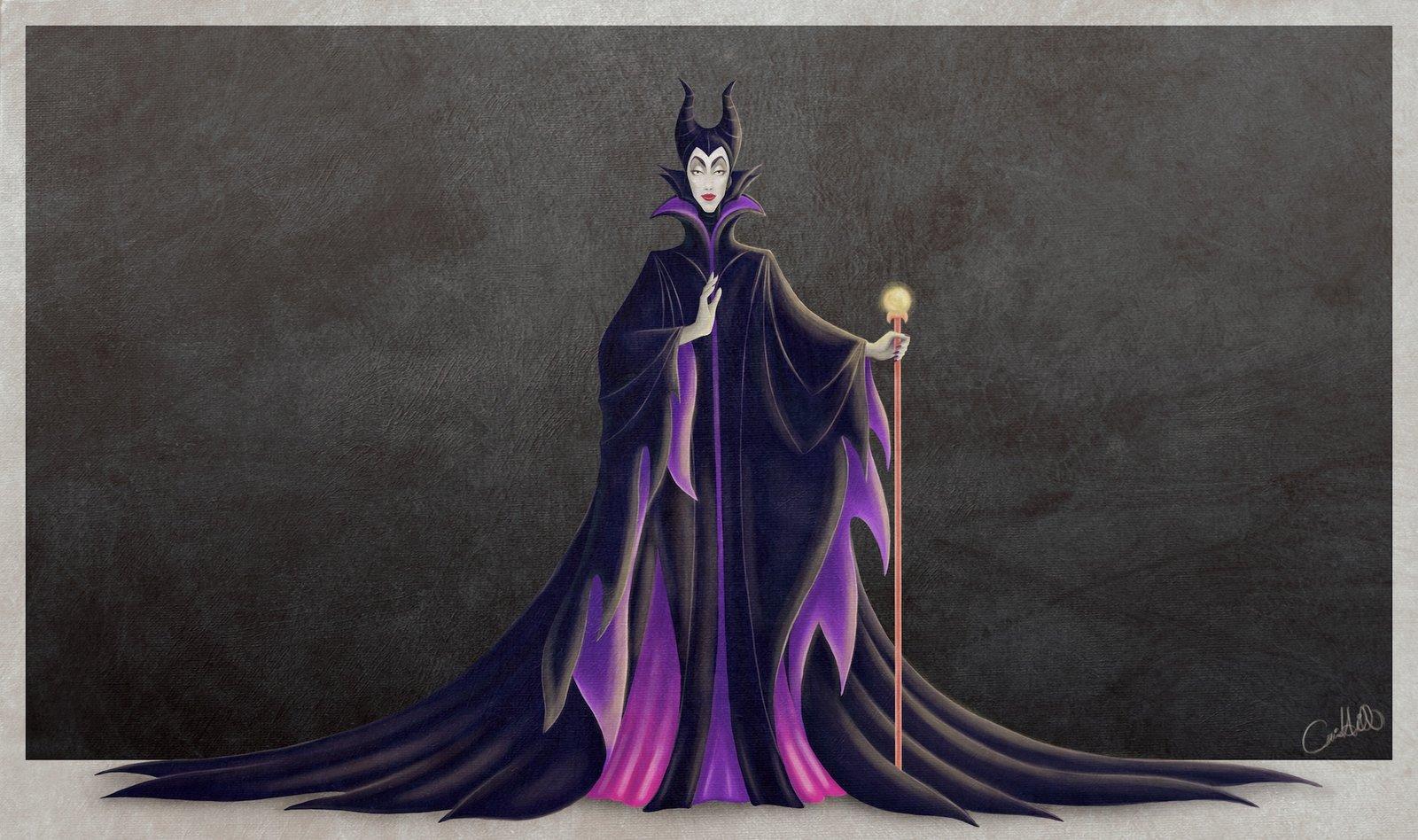 AuthorQuest: Analyzing The Disney Villains: Maleficent