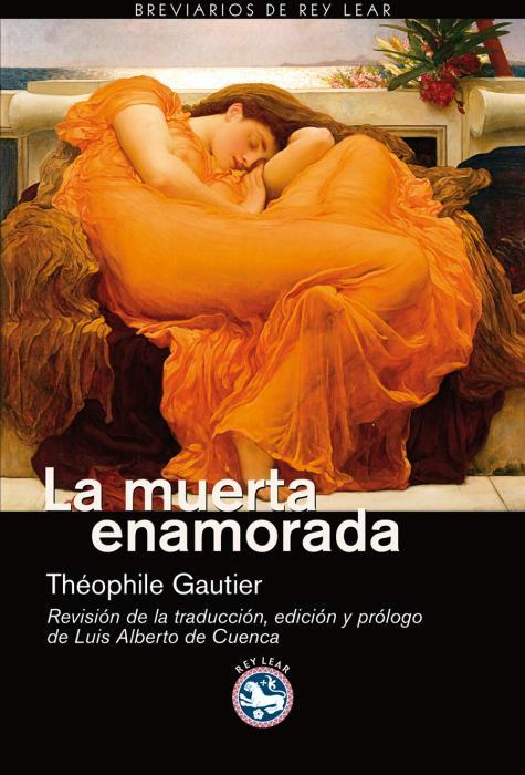La muerta enamorada – Theophile Gautier