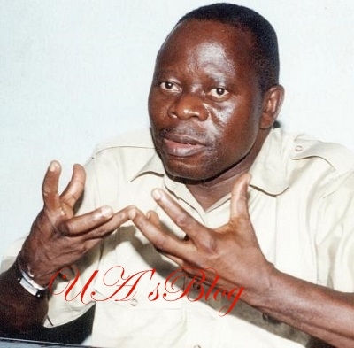 R-APC Emergence Is Corruption Fighting Back - Oshiomhole