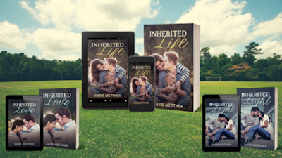 Inherited Life Cover Reveal