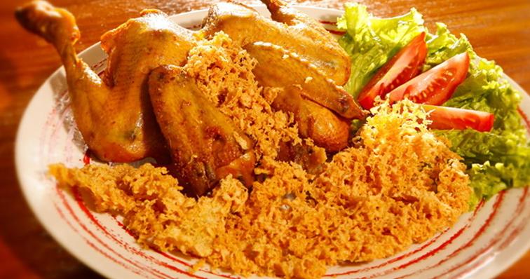 Resep Ayam Kremes Goreng Gurih Renyah