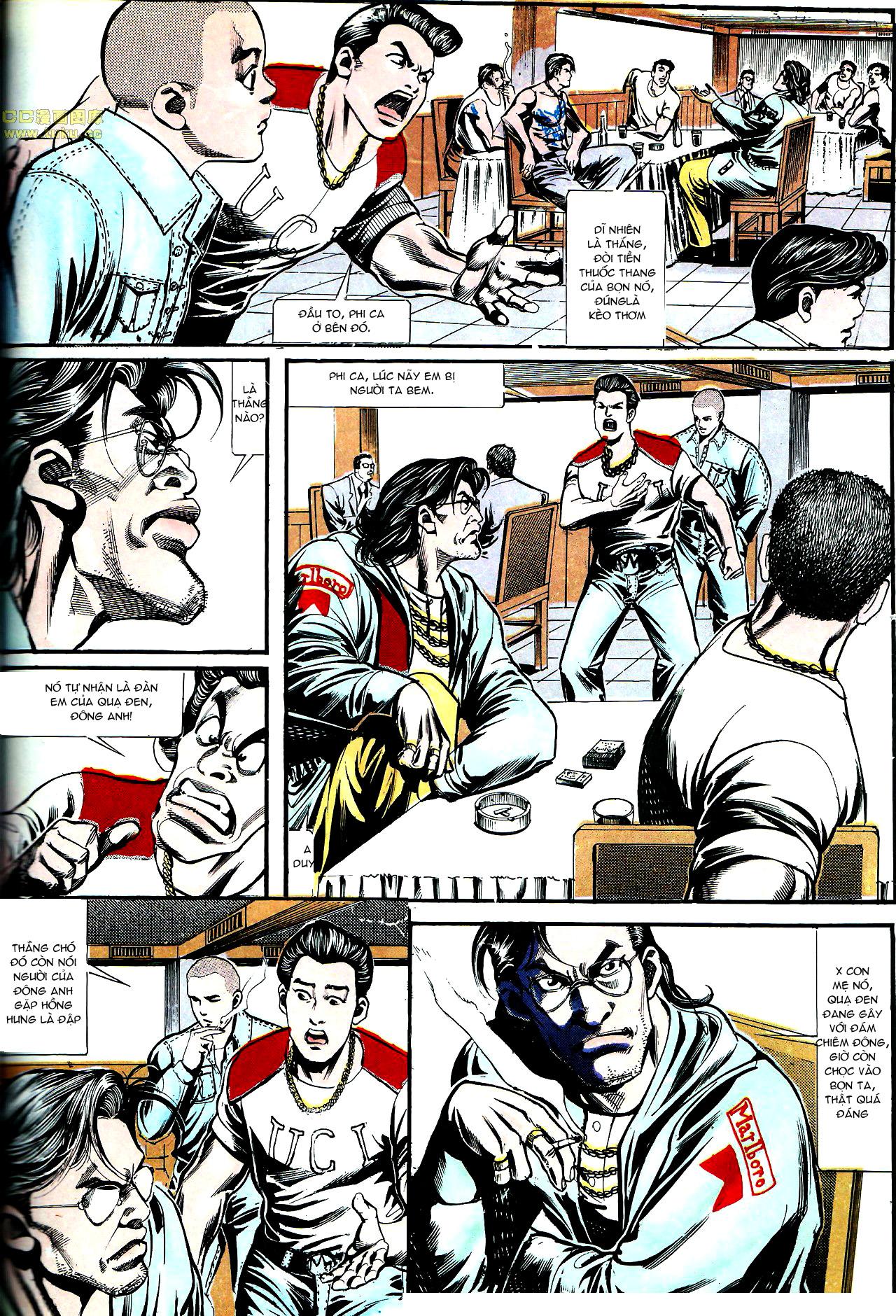 Người Trong Giang Hồ chapter 155: long đầu trang 10