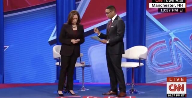 Kamala Harris: Let's have a conversation about letting the Boston Marathon bomber vote