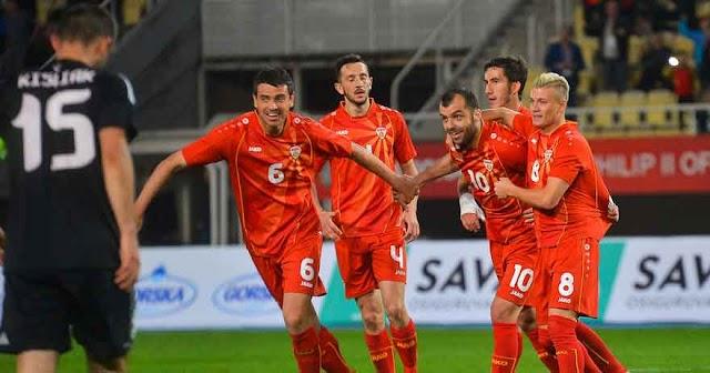 Nations League: Mazedonien mit Historische Chance für EM Teilnahme?