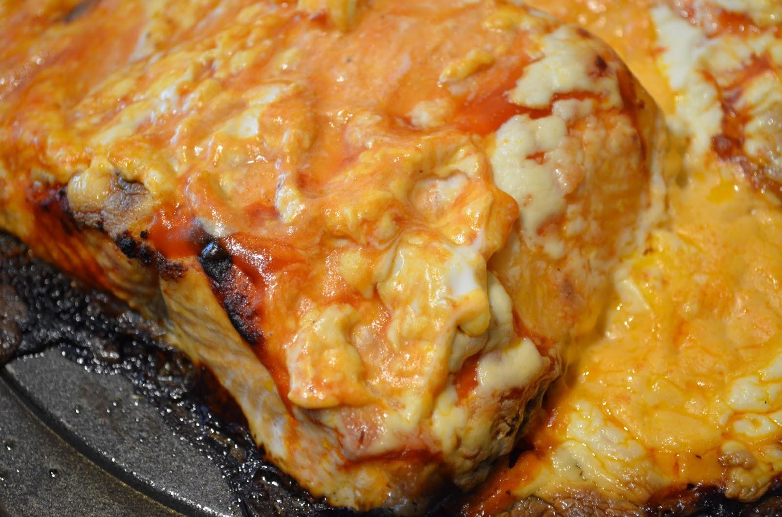 Mdcocinaymas salm n con salsa de nata y tomate al horno - Salsa de tomate y nata ...