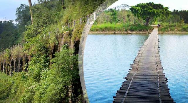 Jembatan Unik di Jogja