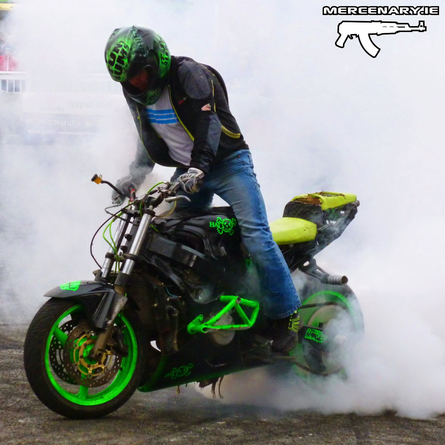 Irish Motorbike and Scooter Show 2015