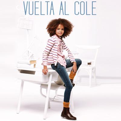Vuelta al cole en El Corte Inglés 2013 catálogo ropa material escolar