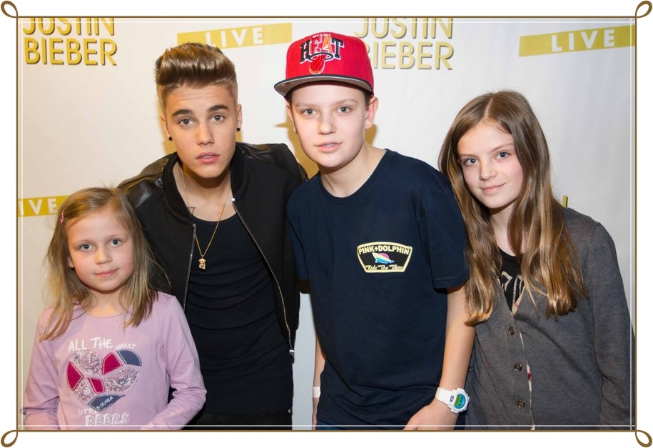 justin bieber meet and greet germany
