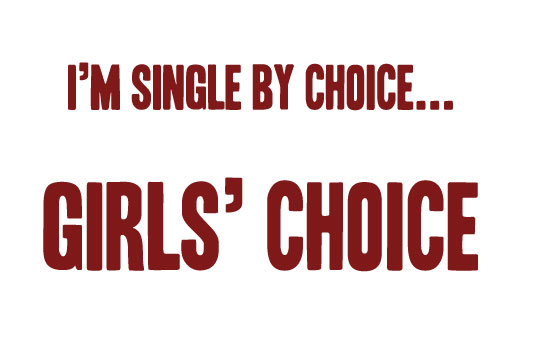 im single by choice