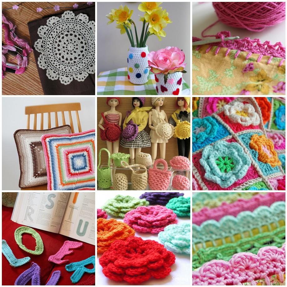 Pinterest Doily Crafts