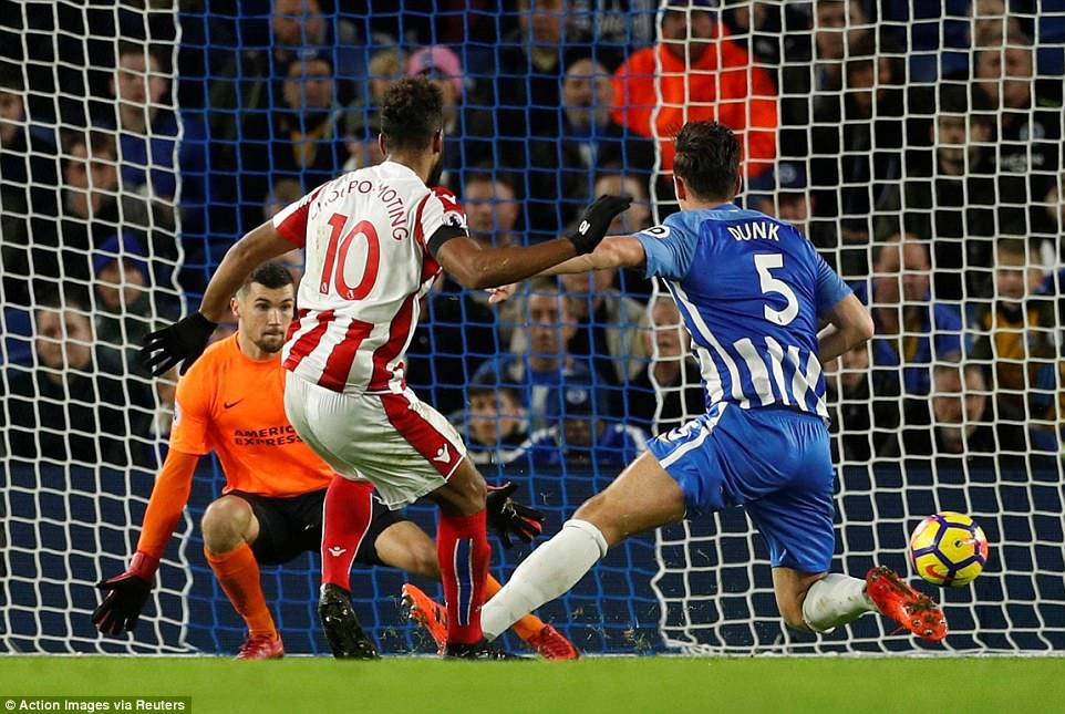 แทงบอลออนไลน์ บาคาร่า ผลการแข่งขัน Brighton & Hove Albion Vs Stoke City